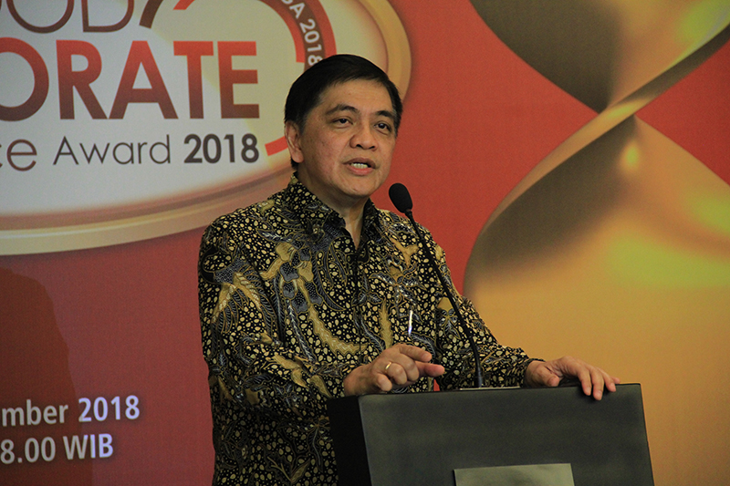 Prof. Roy Sembel - Indonesia Operational Excellence Awards