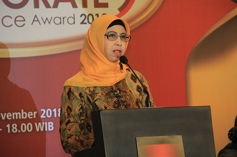 Dr. Kamelia Faisal - Indonesia Operational Excellence Awards